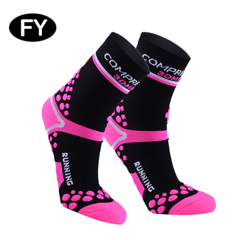 High Quality Graduated Sports Compression Socks running