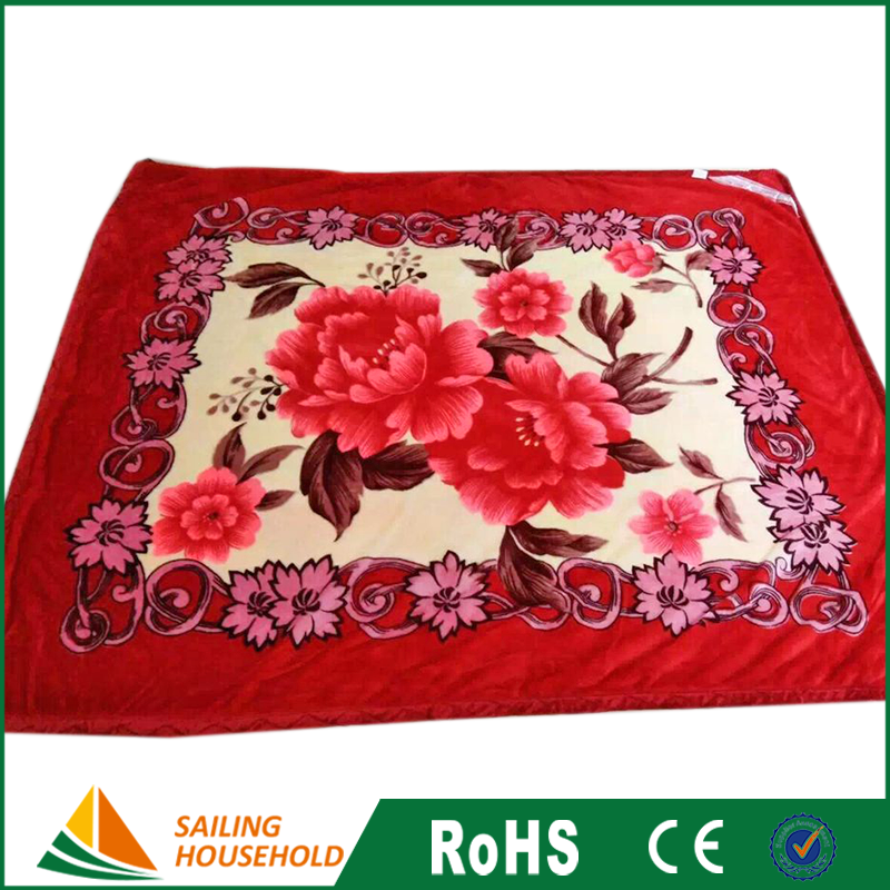 Cheap blanket wholesale, super soft polyester blankets, electronic blanket