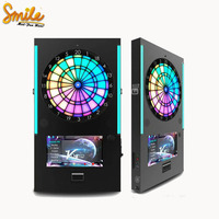 Arcade Dart Machine With Laser Line Video Coin Operated Dart Game Online Home Use Darting Game Hot Sale In Spain
