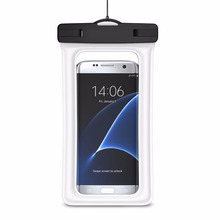Custom top quality diving water proof phone case