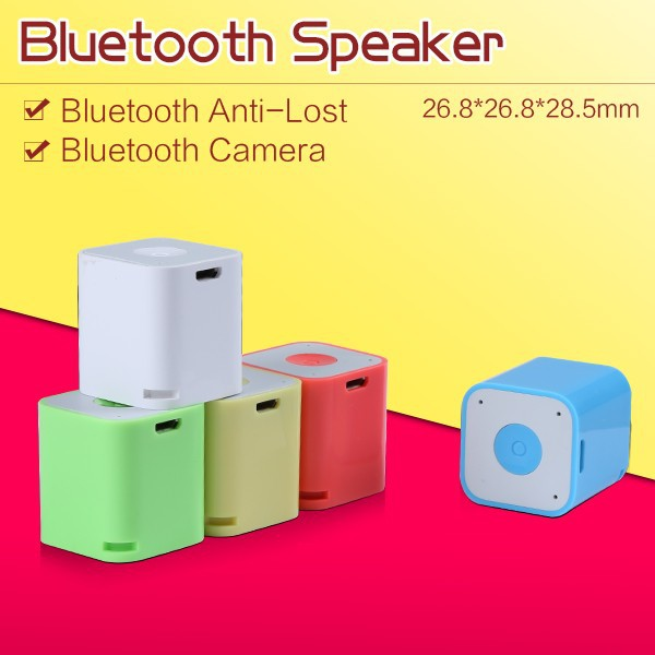 Mobile Phone & Gift Use Self-Timer & Anti-lost JTL-8 Smart Box Bluetooth Speakers