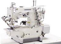 TOPEAGLE TK-264-01CB/PUT/DD direct drive cylinder bed interlock sewing machine price