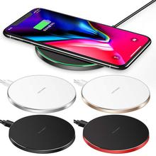 <strong>Mobile</strong> <strong>phone</strong> wireless charger 10W Qi Wireless Charger for iPhone X/XS Wireless Charging pad for Samsung
