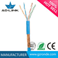 UTP/FTP/SFTP LAN cable Cat5e 24AWG electrical flexible cable wire