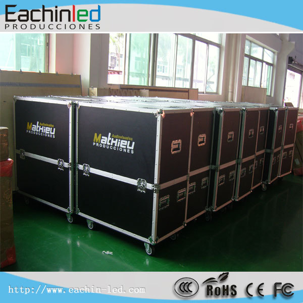 Eachinled P2 led display screen indoor HDrental led video wall