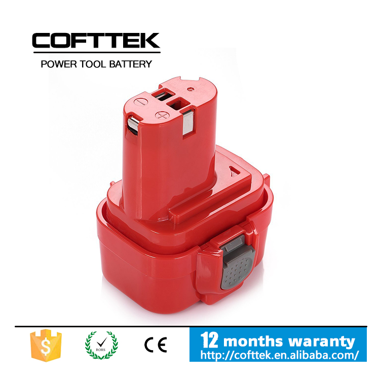 Replacement bateria makita 9100 for Makita Cordless Drill battery 9.6V 192019-4, 192534-A , 9100, 9100A, 9101, 9101A , 9102