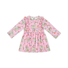 Floral Dress Spring 2018 Kids Dress Photo Fancy Baby Frocks Pictures
