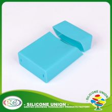 Custom made silicone cigarette case