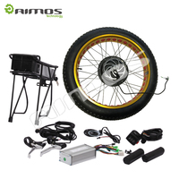OEM 48V1000W rear drive electric bicycle kit e- bike motor electrico bicicleta