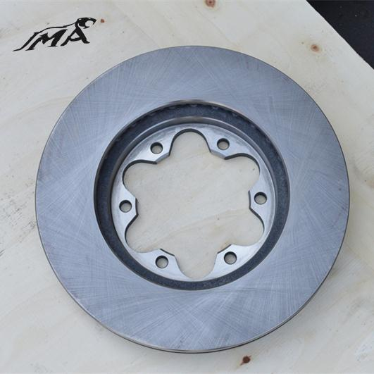 JMA brake disc lexus yaris vitz parts auto parts manufacturer car OE No. JLM20617 424977 4B3615301