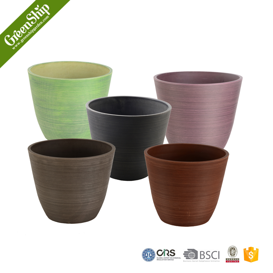 Decorative Garden Round Pot Plant