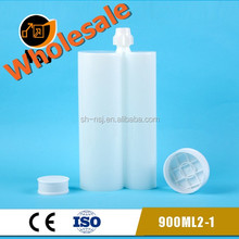 900ML 2:1 High pressure fuel injection silicon pipe for dual cartridge