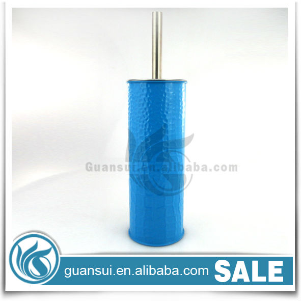 Metal Toilet Brush Holder Household Hotel Cleaning Tool
