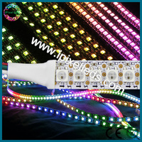Promotional Digital addressable ws2812b led strip 144pixels/m