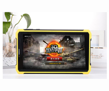7 Inch 8000mAH Power Bank Rugged 3G Tablet PC 1024*600 Screen Android 4.4 Tablet Support GPS