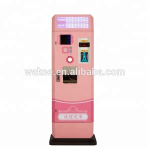Hot selling low price best intelligent coin vending machine for sale