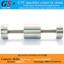 Best supplie from china machine center Customized aluminum stainless steel 5-axles precision cnc machining
