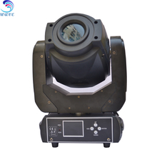 sharp mini two gobos wheels 3 prism dmx cheap DJ 90w led spot stage moving head disco light moving lights