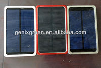 hot sell new products 2014 in small price 2800mah portable solar cell power bank