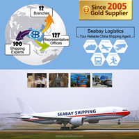 best air freight shipping agent from china to guadalajara