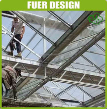Cheapest price solar powered greenhouse