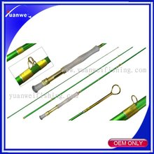 High-end and high quality FY051 Fly Fishing Rod blank /fly rods/fly reelseat