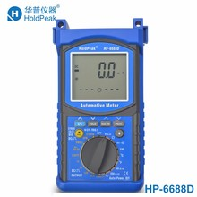 Automotive Sensor Tester Multimeter Auto Engine Analyzer