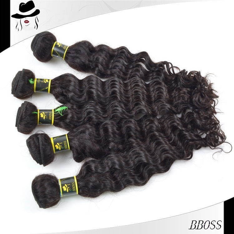 Top Quality virgin brazilian hair pieces for short hair for weddings