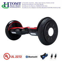 Electric smart balance wheel hoverboard off road scooter with samsung battery charger