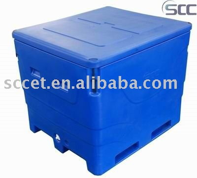 Insulated Fish Tubs , Insulated Container , Fish Holding Container