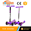 4 wheels cheap good quality foot pedal kick scooter kids scooter for sale
