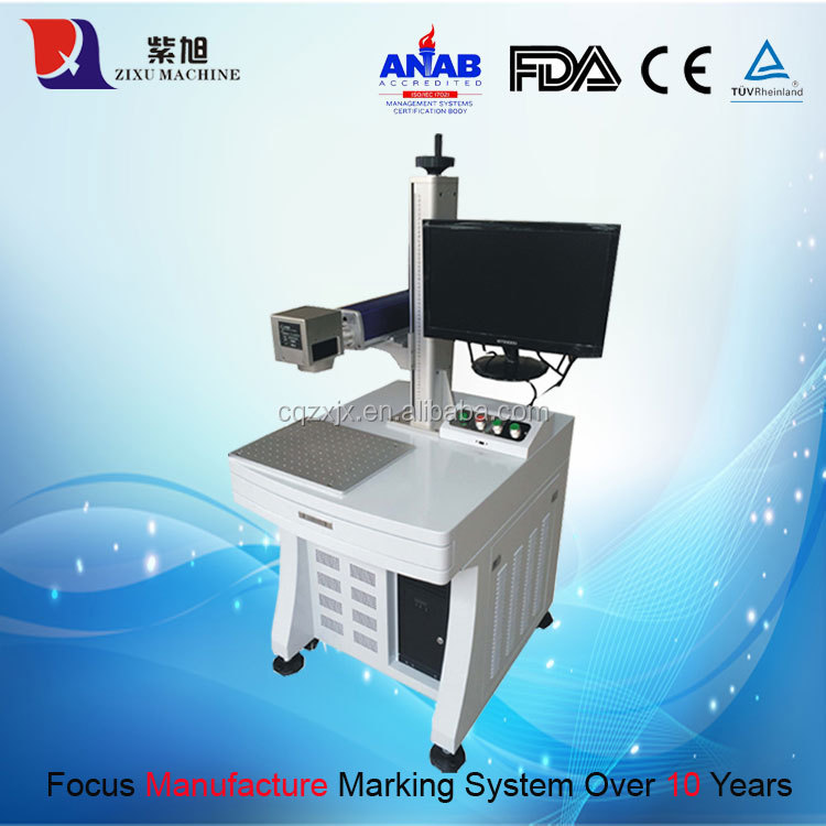 2d Codes Data Matrix Marking Machine for Cryptographic Items