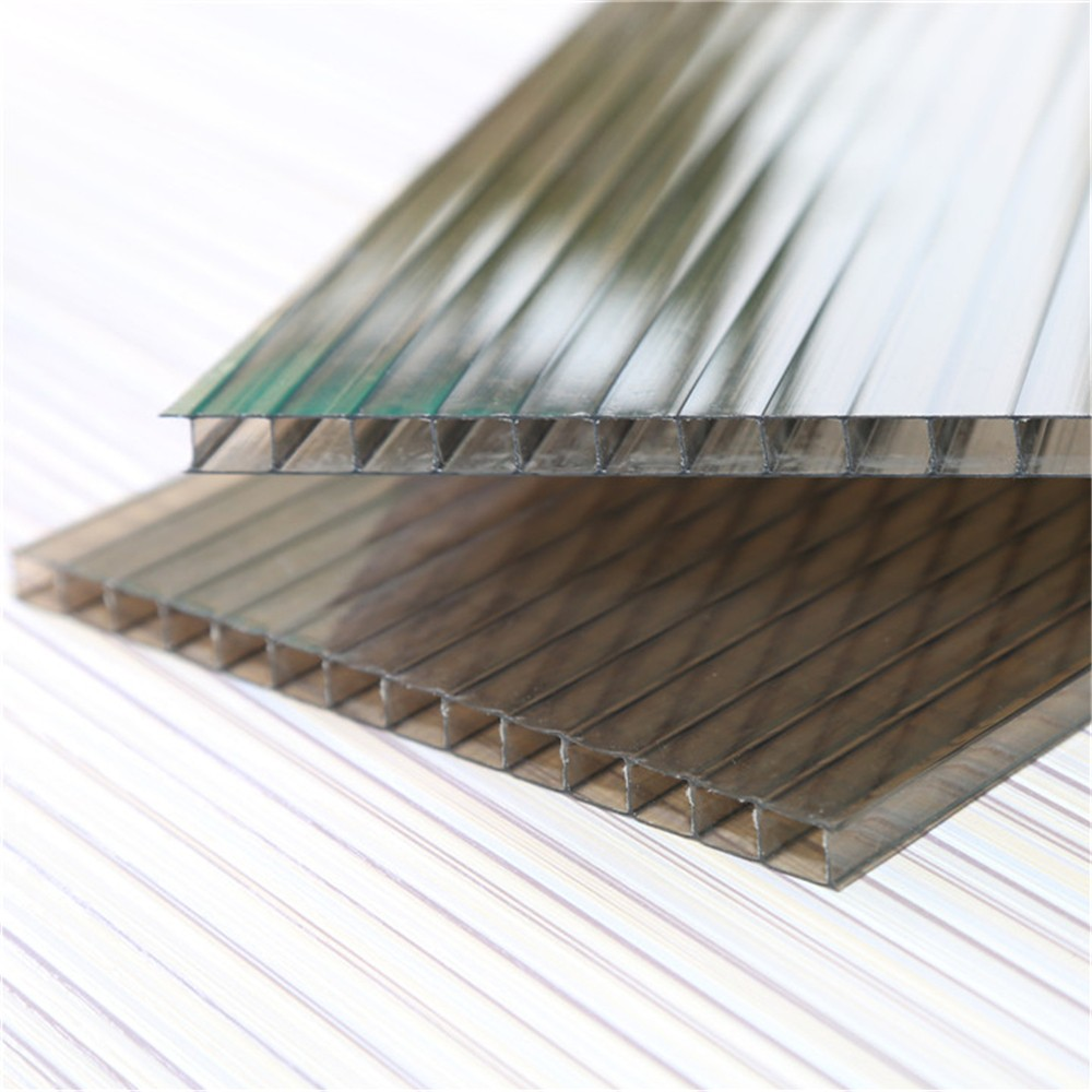 6mm Amp 8mm Amp 10mm Twin Wall Polycarbonate Plastic Roofing