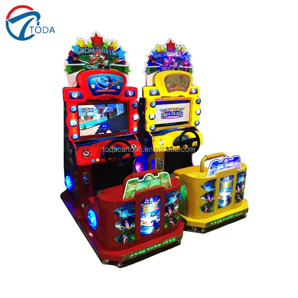 best price car simulator play racing car game onlinekids indoor amusement park equipment viddeo games boy