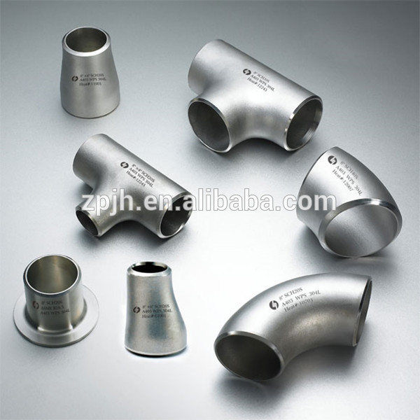 Stainless Steel Forged Pipe Fittings Names And Parts