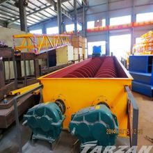 Tarzan brand high quality mobile sand washing plant with high quality