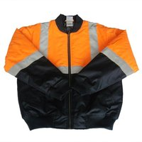 Manufacturer high visibility button shirts for men 100%cotton drill 3M reflective workwear