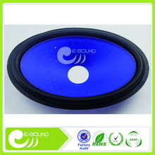 69 inches rubber edge copy honey comb injection cone-38mm for car subwoofer speaker