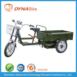 Dynabike Camel T5 - 500~1500W 20~30AH Battery three wheel cargo tricycle electric