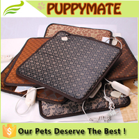 Best dog heating blankets pet blankets wholesale electric heating dog pad