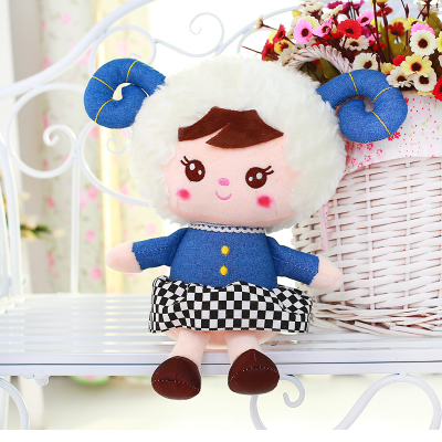 Play House cute stuffed plush dolls in China shenzhen OEM