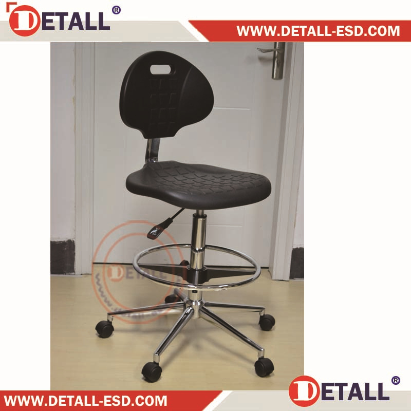 electronic esd chair with polyurethane material