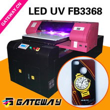 phone artist printer,led uv smartphone cover printer