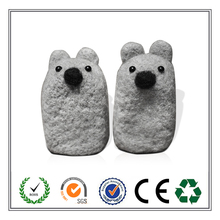 Adorable Little Mouse Eco-friendly Felt Animals For Kids Room Decoration