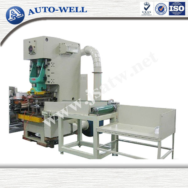 Aluminum foil samosa container/plate/bowl/box making machine with CE