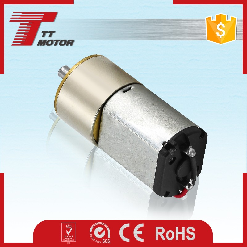 GM16-030 16MM gearbox micro 5v electric motor for electric lock