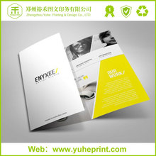 A1 size special design famous varnishing art paper printing flyers free sample advertising poster