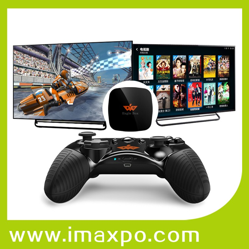Factory wholesales Wireless Bluetooth Game Controller,game controller with built in games