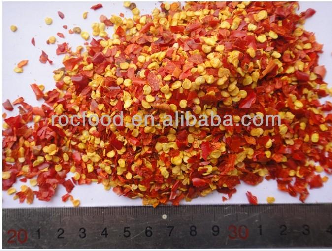AD Crushed Chilli with or without seeds
