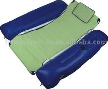 Delure floating inflatable chair
